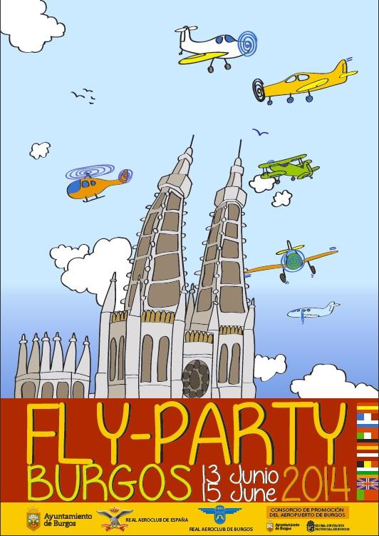 Fly PArty Burgos