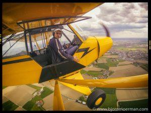 Piper L-21B Super Cub G-CCKW