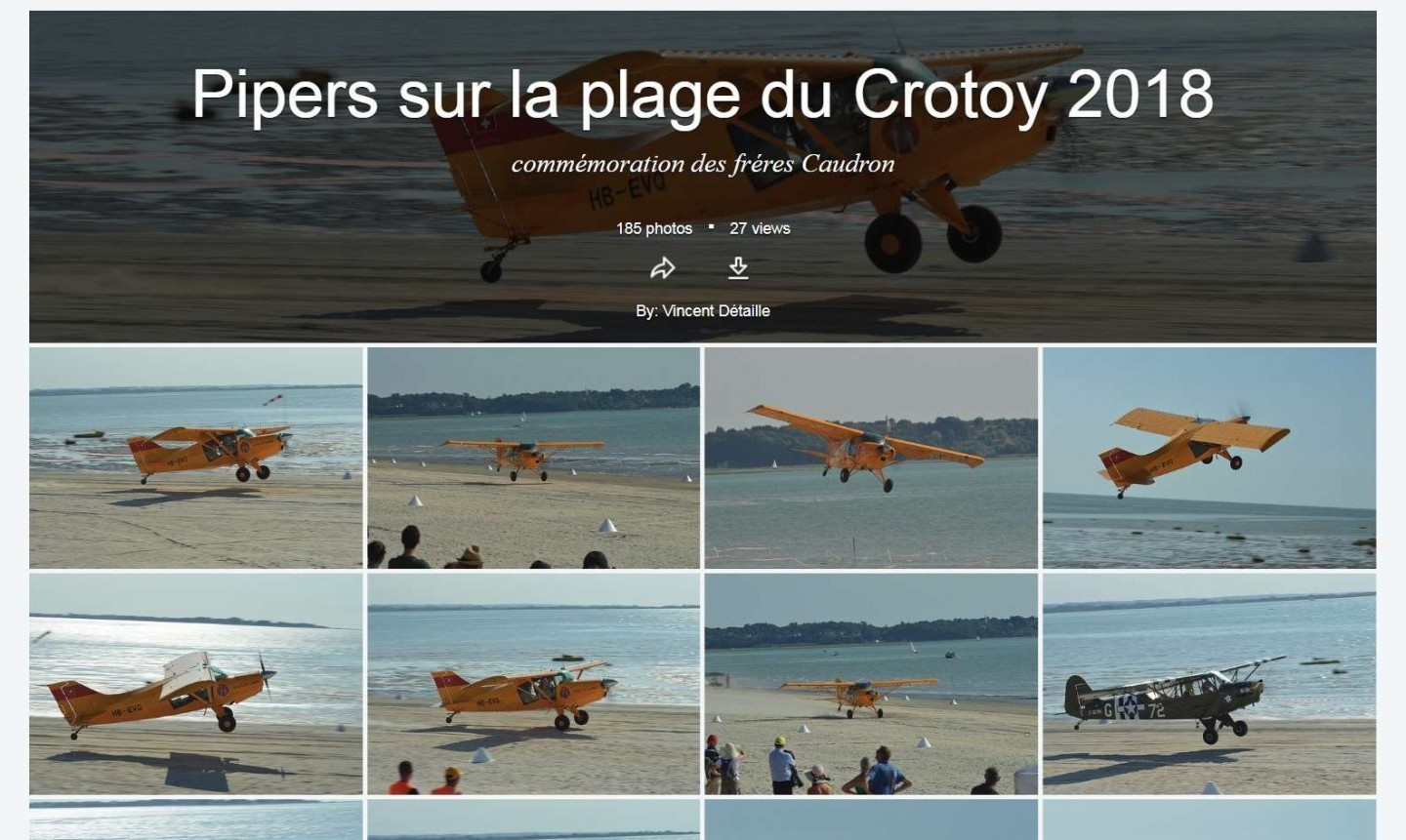 Plage Crotoy