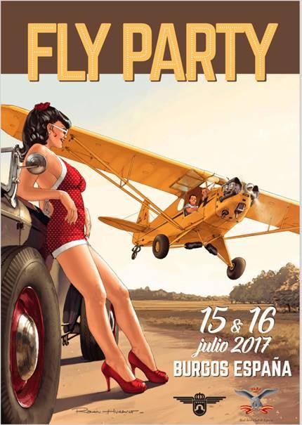 BURGOS FLY PARTY