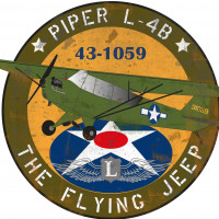 Piper 43-1059 Project Facebook logo